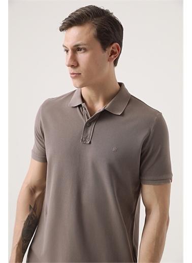 Damat Damat Vizon 60/2 Merserize T-Shirt Vizon